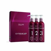 Itallian Hair Tech Extreme-up Kit Extreme-up Hair 3 X 230ml
