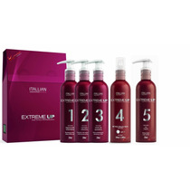 Kit Extreme-up Hair Clinic+bb Balm+liso Fugace