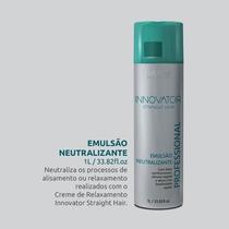 Itallian Hair Tech System Innovator Emulsão Neutralizante 1l