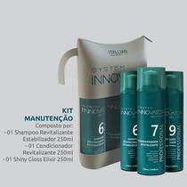 Kit De Manutenção Innovator - Novo - 3 Itens - 250 Ml