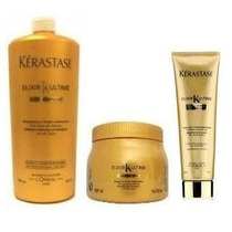 Kerastase Elixir Ultime Kit Sh 1l/masque 500g/bb Cream150ml