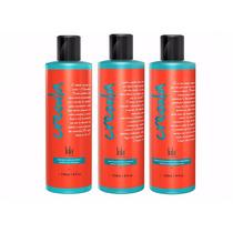 Kit Lola Creoula, Shampoo + Condicionador + Creme Calmante