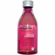 Kit Lumino Contrast Shampoo 250ml E Máscara 500g