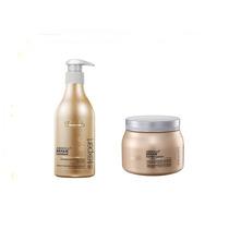 Loreal Absolut Repair Kit Shampoo 500ml+másc 500 G