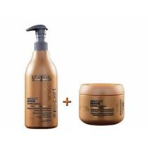 Kit Loréal Profissional Absolut Repair-shampoo+máscara