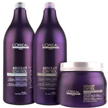 Loréal Kit Profissional Absolut Control (3 Produtos)