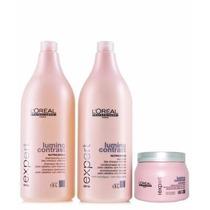 Loréal Kit Profissional Lumino Contrast ( 3 Produtos )