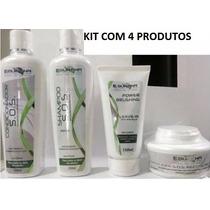 Kit Cliente Reconstrução Burana Hidratação 4x1
