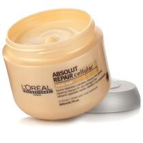 Loreal Absollut Repair Cellular Lactic Acid - Máscara 200ml