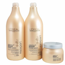 Kit Loreal Absolut Repair Profissional-bellachic Cosméticos