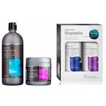 Lowell Kit Bioplastia Capilar+kit Manutenção Bioplastia