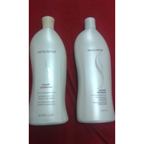 Senscience Smooth Kit Shampoo + Condicionador 1000ml