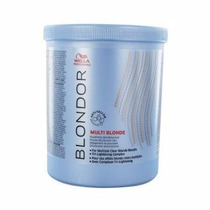 Wella Pó Descolorante Blondor - Multi Blonde 800g + Brinde