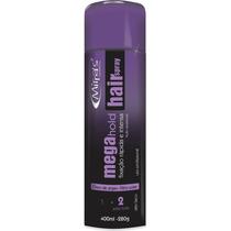 Hair Spray Capilar Mega Hold Extra Forte 400ml Mirra´s