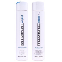 Kit Paul Mitchell Shampoo Original One + The Detangler - Amk