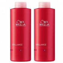 Wella Profissionals Kit Brilliance ( Shampoo E Cond 1000ml )
