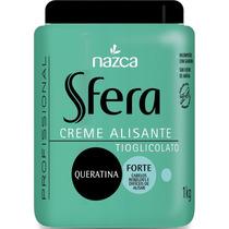 Kit Sfera Creme Alisante Forte E Neutralizante 1kl