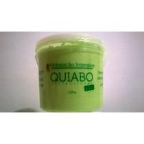 Máscara De Quiabo De 2,5 Kg + Brinde