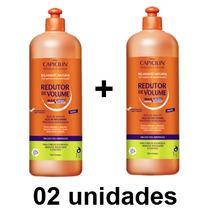 Kit Relaxante Natural Redutor Volume Capicilim 1l- 02 Unid.