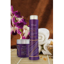 Kit Protect Blond Matizante Cabelos Loiros - Suave Fragrance