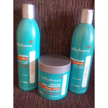 Kit Capilar Argan Belladonna