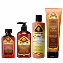 Kit Argan Oil Oleo De Argan + Cpp + Cond. Repair + Masc