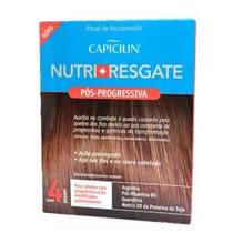 Kit Capicilin Nutri+resgate Pos Progressiva