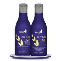 Leads Care - Blond Me Kit Manutenção Shampoo E Condicionador