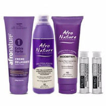 Kit Permanente Afro - All Nature