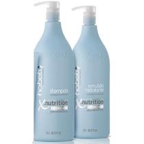 Shampoo E Emulsão Hidratante 1,5l X.nutrition Hobety