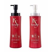 Kit Kerasys Oriental Premium Shampoo+ Condicionador 600 Ml