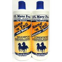 Shampoo Do Cavalo - Mane´n Tail De 473 Ml