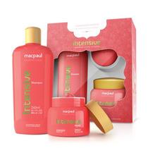 Kit Intensive (mascara + Shampoo + Sabonete) - Mac Paul