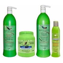 Botânica Cosmetics Chá Verde Kit Hidratação Profissional