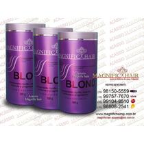 3 Unidades De Pó Descolorante - Magnific Hair