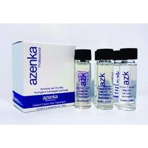 1caixa Com 6 Unidades Ampola Hidratação Profunda Azenka