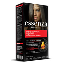 Kit Alisante Essenza Creme Profissional Tioglicolado 80ml