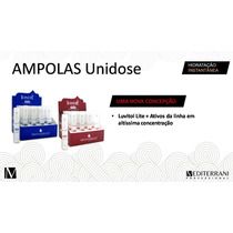 Ampola Hidratação Instantânea Mediterrani (valor Da Unidade)