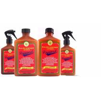 Kit Rapunzel - 2 Shampoo+1tônico De Crescimento+1 Milk Spray
