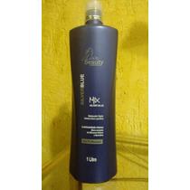 Mix Silver Blue E Shampoo Silver Blue Hair Beauty