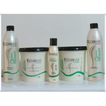 Kit Relaxamento Guanidina Wave Relaxer Ocean Hair