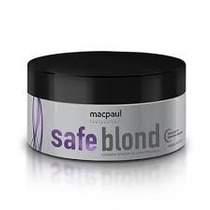 Safe Blond Matizador - Máscara 240 Gr