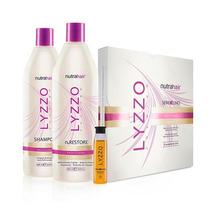 Lyzzo Premium Escova Progressiva Nutra Hair