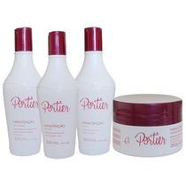 Fine Professional Portier Kit Manutenção (4 Produtos)