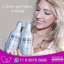 Kit Matizador Hair Brasil A Melhor Linha De Cosméticos