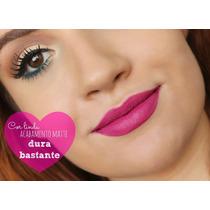 Batom Eudora Rosa Marcante Matte ( Flat Out Fabulous Mac)