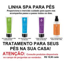 Linha Spa Para Pés Yes Cosmetics Promoção