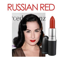 Batom Mac - Russian Red