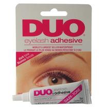 Cola Duo Eyelash Adhesive Preta P/ Cílios Postiços + Brinde)