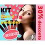 Kit Com 3 Gloss Labial Yes! Make.up 30% De Desconto Promoção